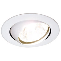 Signature White Recessed