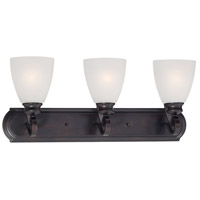 Haven 3 Light 24 inch Espresso Wall Sconce Wall Light