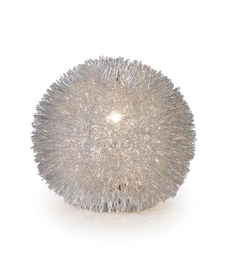 Trend Lighting Luminary 1 Light Table Lamp in Silver  BA6000 photo