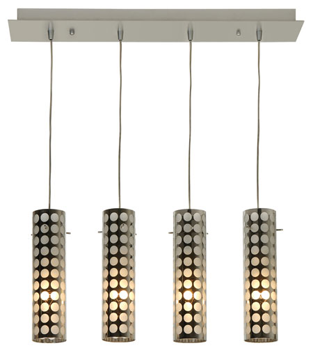 Trend Lighting Eternal 4 Light Pendant in Silver BP5020-4 photo