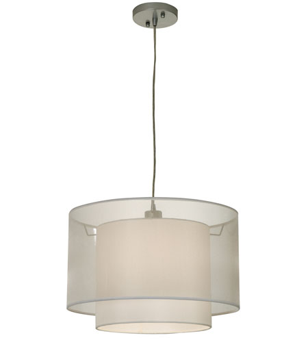 Trend Lighting Brella 1 Light Pendant in Silver BP7159 photo