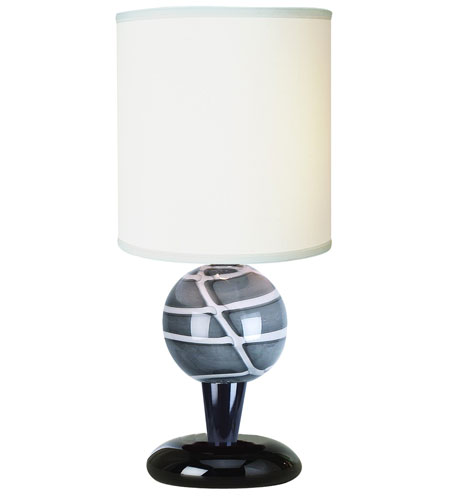 Trend Lighting Mystic 1 Light Accent Lamp in Ebony Lacquer BT1201 photo