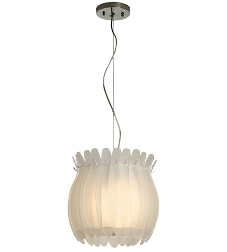 Trend Lighting Aphrodite 1 Light Pendant in Polished Chrome TP6998 photo