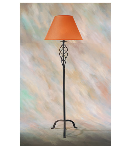 Trend Lighting Pearce 1 Light Floor Lamp in Rust TR2357 photo