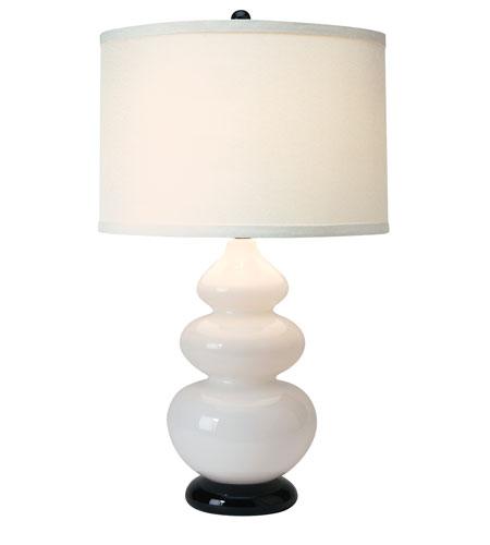 Trend Lighting Diva 1 Light Table Lamp in Ebony Lacquer TT3600 photo