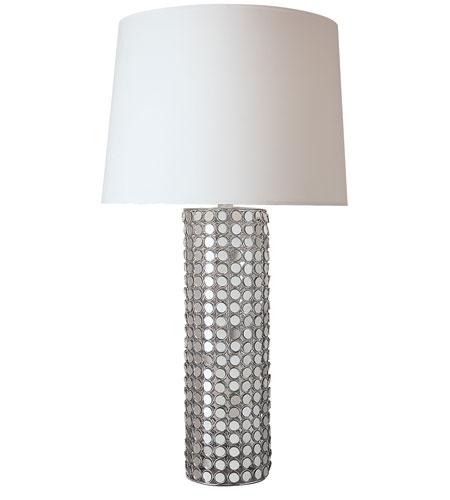 Trend Lighting Reflections 1 Light Table Lamp in Chrome TT5650 photo