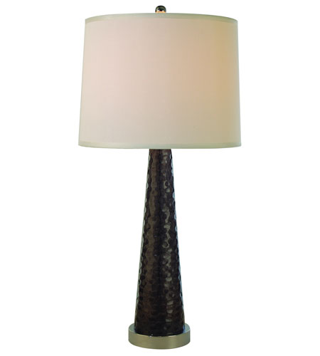 Trend Lighting Tinseltown 1 Light Table Lamp in Polished Chrome TT7636 photo