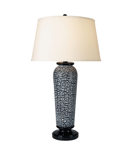 Trend Lighting Palisade Table Lamp in Ebony Lacquer TT7662 photo