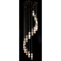 Trend Lighting Spirale 16 Light Pendant in Polished Chrome A800026-16-S