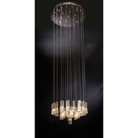 Trend Lighting Diamante 25 Light Chandelier in Polished Chrome A800126-25-S