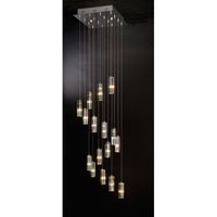 Trend Lighting Icarus 16 Light Chandelier in Polished Chrome A900026-16-S