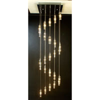 Trend Lighting Icarus 25 Light Chandelier in Polished Chrome A900026-25-S