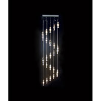 Trend Lighting Icarus 25 Light Chandelier in Polished Chrome A900026-25-T