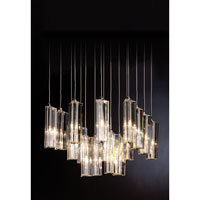 Trend Lighting Diamante 16 Light Pendant in Polished Chrome A900126-16-T
