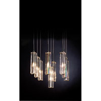 Trend Lighting Diamante 9 Light Pendant in Polished Chrome A900126-9-S