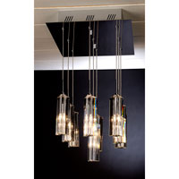 Trend Lighting Diamante 9 Light Pendant in Polished Chrome A900126-9-T