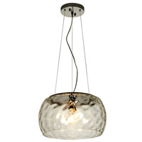 Trend Lighting Mystere 1 Light Pendant in Chrome BP6059