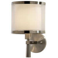 Trend Lighting Lux 1 Light Wall Sconce in Brushed Nickel BW8947
