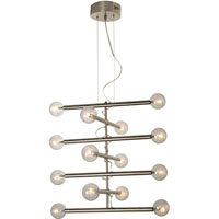 Trend Lighting Mira 14 Light Chandelier in Brushed Nickel TP3700-14