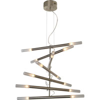 Trend Lighting Cavelleto 14 Light Chandelier in Brushed Nickel TP3900-14 photo thumbnail
