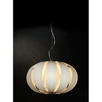 Trend Lighting Pique 1 Light Pendant in Brushed Nickel TP3979-W