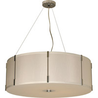 Trend Lighting Scroll 6 Light Pendant in Polished Chrome TP4195