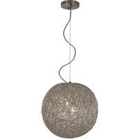 Trend Lighting Salon 3 Light Pendant in Aluminum TP4226