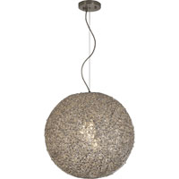 Trend Lighting Salon 6 Light Pendant in Aluminum TP4228