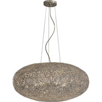 Trend Lighting Salon 6 Light Pendant in Aluminum TP4239