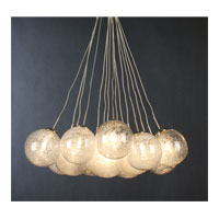 Trend Lighting Orb 15 Light Pendant in Brushed Nickel TP4476