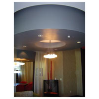 Trend Lighting Orb 24 Light Pendant in Brushed Nickel TP4479 alternative photo thumbnail