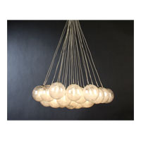 Trend Lighting Orb 24 Light Pendant in Brushed Nickel TP4479