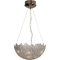 Trend Lighting Moonstruck 6 Light Pendant in Aluminum TP6073