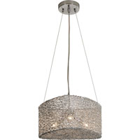 Trend Lighting Dante 1 Light Pendant in Aluminum TP6754