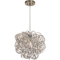 Trend Lighting Mingle 1 Light Pendant in Aluminum TP6825