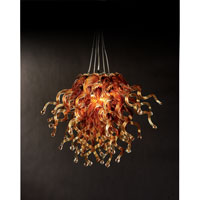 Trend Lighting Trapieze 1 Light Pendant in Polished Chrome TP6900-A