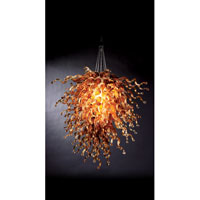 Trend Lighting Trapieze 6 Light Pendant in Polished Chrome TP6920-6A