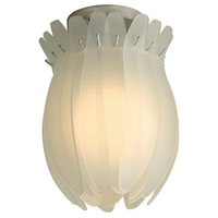 Trend Lighting Aphrodite 1 Light Flushmount in Polished Chrome TP6986