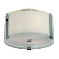 Trend Lighting Apollo 2 Light Flushmount in Polished Chrome TP7584
