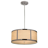Trend Lighting Butler 2 Light Pendant in Polished Chrome TP7599