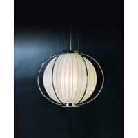Trend Lighting Furies 1 Light Pendant in Polished Chrome TP7905-W