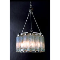 Trend Lighting Park Avenue 8 Light Chandelier in Polished Chrome TP7936