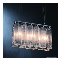 Trend Lighting Park Avenue 3 Light Chandelier in Polished Chrome TP7937