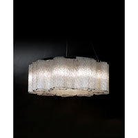 Trend Lighting Pantages 9 Light Chandelier in Polished Chrome TP7979