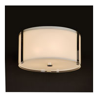 Trend Lighting Apollo 3 Light Flushmount in Polished Chrome TP7987