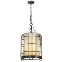 Trend Lighting Nightingale 1 Light Pendant in Antique Bronze TP8755 photo thumbnail