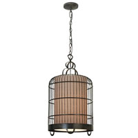 Trend Lighting Nightingale 1 Light Pendant in Antique Bronze TP8756