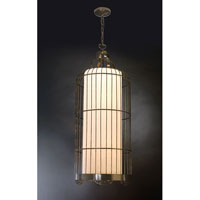 Trend Lighting Nightingale 2 Light Large Pendant in Antique Bronze TP8757