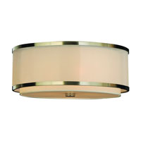 Trend Lighting Lux 3 Light Flushmount in Brushed Nickel TP8957 photo thumbnail