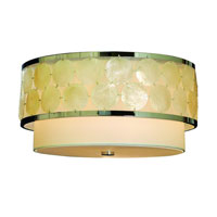 Trend Lighting Mirabelle 3 Light Flushmount in Polished Chrome TP8966